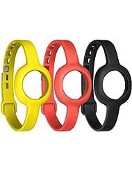 Jawbone UP Move Pack de 3 Bracelets Standard pour Trackers d'Activité