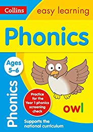 Phonics Ages 5-6: Ideal for Home Learning