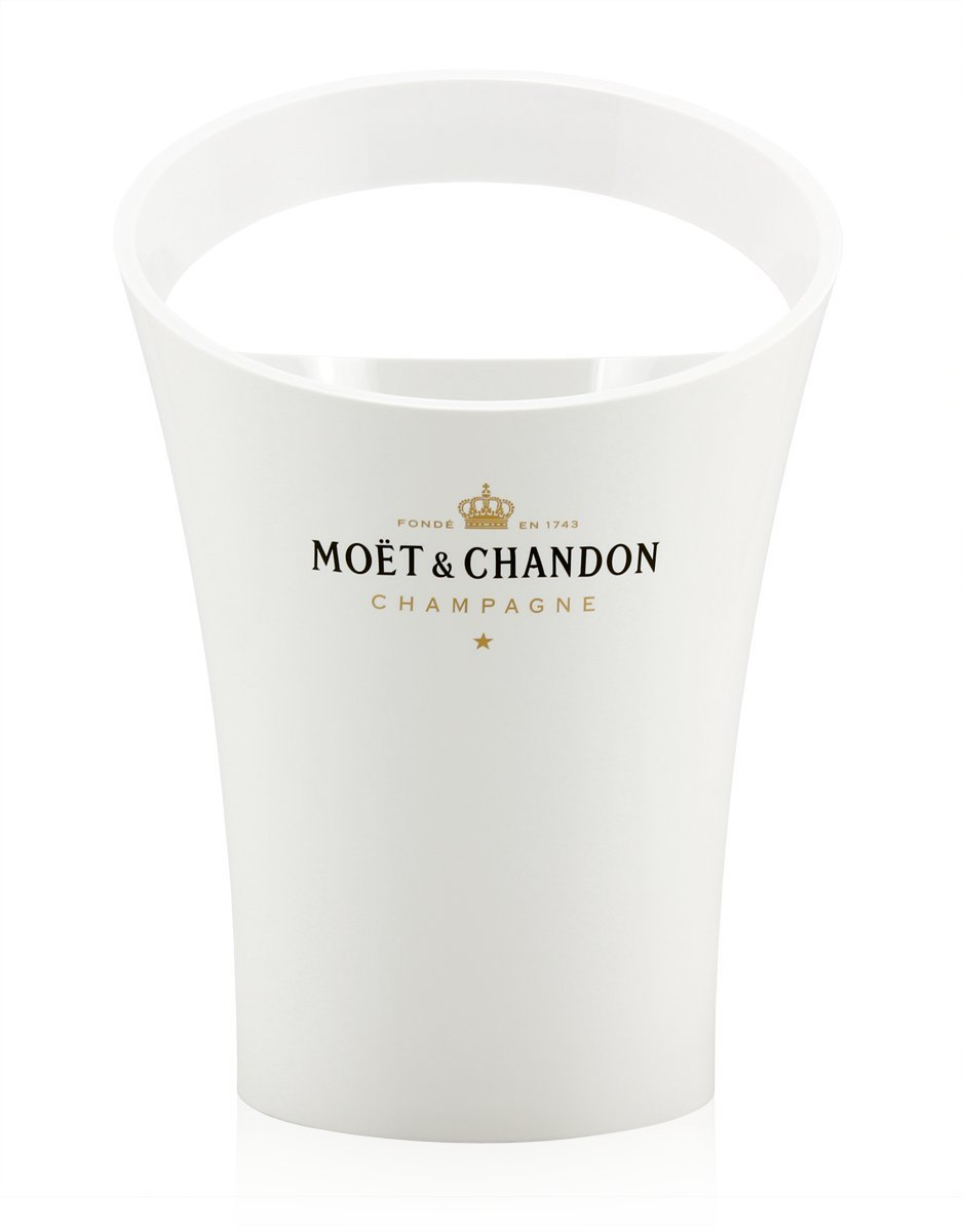 Champagne Moet and Chandon Ice Imperial Cooler White Edition