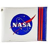 NASA Agency Logo Aeronautica Spazio bianca portafoglio immagine