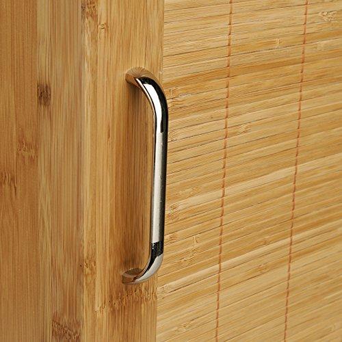 Bambus Badezimmer Unterschrank - 4