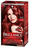 Schwarzkopf - Brillance - Coloration Permanente Intense - Rouge Cachemire 842