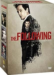 The Following -  La Serie Completa - Esclusiva Amazon (12 DVD)