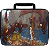 Ulysses And The Sirens (Waterhouse) Insulated Lunch Box Bag