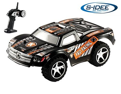 s-idee® 01184 Mini Buggy L939 mit 2,4 GHz proportionaler Steuerung & 5 Geschwindigkeitsstufen WL Toys 30 km/h (Ferngesteuertes Auto Fast 30)