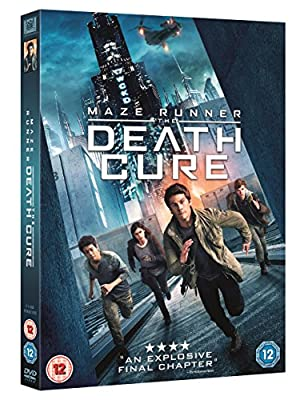 Maze Runner - The Death Cure [DVD] [2018] : everything five pounds (or less!)