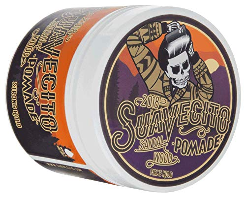 suavecito Invierno pomade Strong (firme) Hold 2018 | Sandalwood