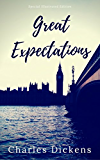 Great Expectations - Special Illustrated Edition: Includes Great Expectations Photobook (English Edition)