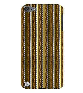 Traffic Road Lanes 3D Hard Polycarbonate Designer Back Case Cover for Apple iPod Touch 5