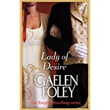 Lady Of Desire: Number 4 in series