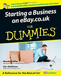 Starting a Business on eBay.co.uk For Dummies UK Edition by Dan Matthews (2006-04-07)