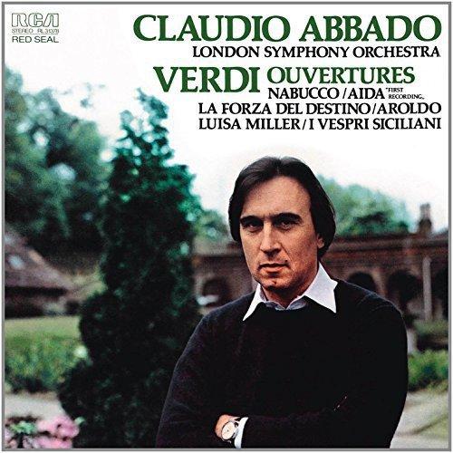 Verdi : Ouvertures