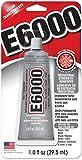 E6000 Adhesive, 1 Fluid Ounce