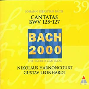 Bach 2000 (Kantaten BWV 125-127)