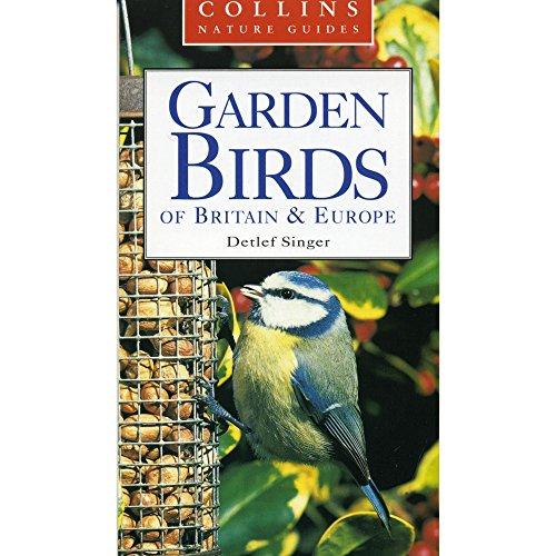 Collins Pocket Guide to Gartenvögel - Mehrfarbig, One size