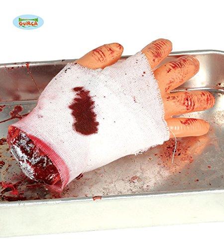 abgetrennte Hand Halloween Horror Dekoration Blut Party Deko Gliedmaß Karneval Fasching
