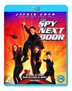 The Spy Next Door (DVD + Blu Ray) [Blu-ray] [2010]
