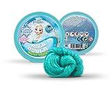 Craze 11300 Magische Knete, Magic Dough, Disney Frozen Elsa, Ca. 80 g in Dose von Craze