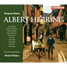 Albert Herring (Hickox, City of London Sinfonia)