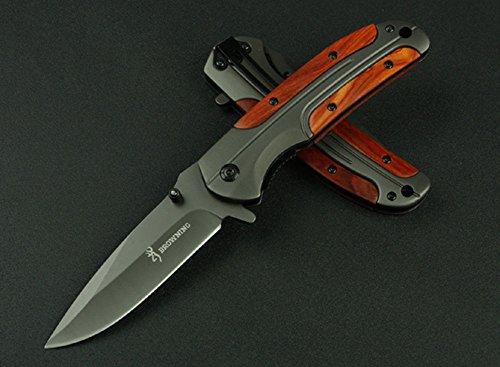 FARDEER KNIFE 440 Stahl Hochwertiges Klappmesser DA43