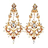 Accessorisingg TraditionalRed And Gold P...