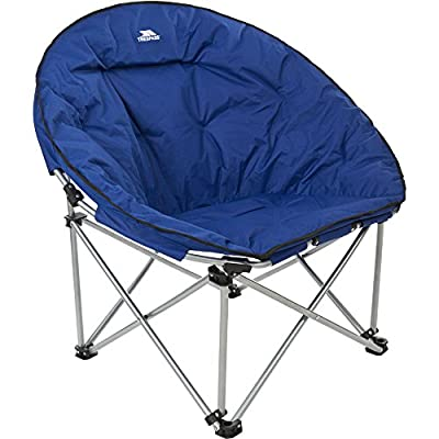Trespass Mens Tycho Lightweight Foldable Carry Bag Lawn Moon Chair produced by Trespass - quick delivery from UK.