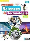 Mes 60 missions en Sciences et Technologie CM1 et CM2