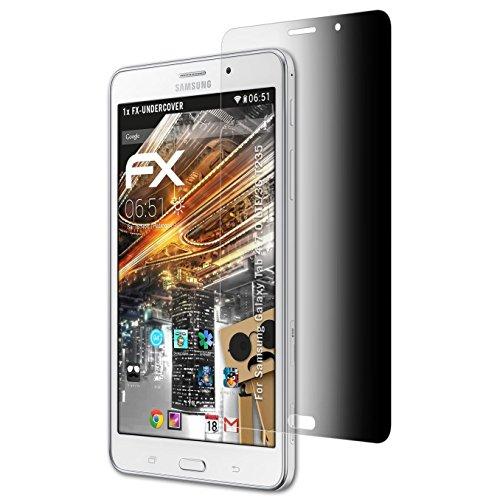 ilter kompatibel mit Samsung Galaxy Tab 4 7.0 LTE/3G T235 Blickschutzfolie, 4-Wege Sichtschutz FX Schutzfolie ()
