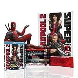 Geek Mix Deadpool Collection + Deadpool 2 + Poster