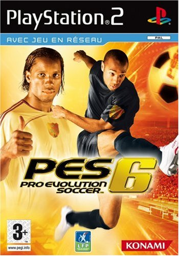 6 Pes (Third Party - PES 6 : Pro Evolution Soccer 6 Occasion [ PS2 ] - 4012927120026)