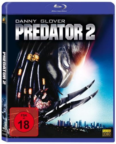 Predator 2 - Limited Edition - Uncut - Blu-ray Kent Mccord