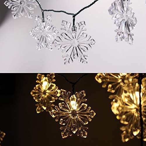 SALCAR Iluminación de Navidad