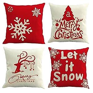 Gspirit 4 Pack Feliz Navidad