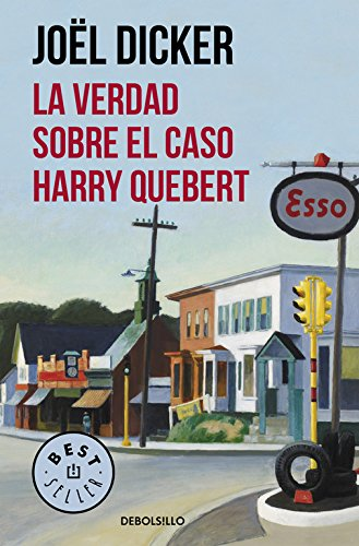 La verdad sobre el caso Harry Quebert (BEST SELLER) por Joël Dicker