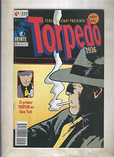 Torpedo comic book numero 20: un alto en el camino