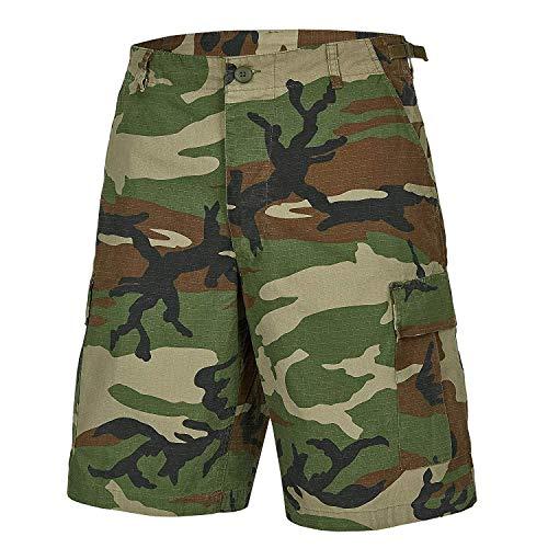 Urbandreamz US Army Ranger Shorts Woodland - L -