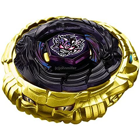 Limited Edition GOLDversion Diablo Nemesis X:D WBBA Beyblade - USA SHIP by Rapidity