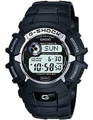 CASIO G-Shock GW-2310-1ER - Reloj de caballero de cuarzo, correa de resina color negro (con radio, cronómetro, luz)