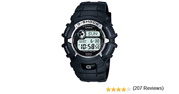 Casio G Shock G Shock Funk Montre Homme GW 2310 1ER: Amazon  F6qf2