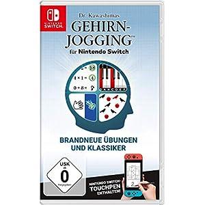 Dr. Kawashimas Gehirn-Jogging – [Nintendo Switch]