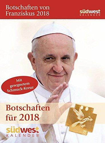 Botschaften von Franziskus 2018 Textabreißkalender