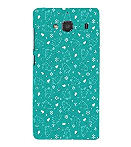 Fuson 3D Designer Back Case Cover For Xiaomi Redmi 2S