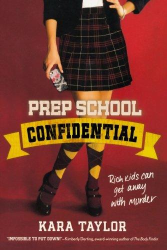 Prep School Confidential (Prep School Confidential Novel)