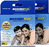 #7: Moscare Plus Natural Mosquito Repellent Patch