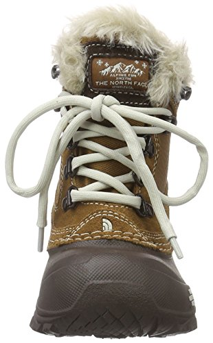 The North Face  Y Shellista Extreme, Sneakers Basses mixte enfant Mehrfarbig (Dchndbn/Mnltivy Ngw)
