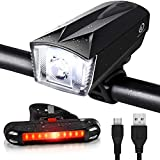 Best Bicycle Lights - iTechole Bike Light Set, Rechargeable Bicycle Lights Review