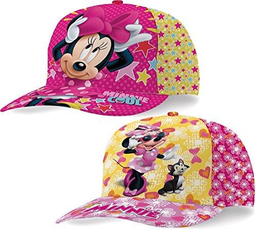 Star licensing cappellino minnie con visiera