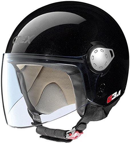 Grex Casco–Casco per moto JET g3.1Kinetic SZ XL