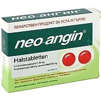 NEO ANGIN Halstabletten 24 St Lutschtabletten preisvergleich bei billige-tabletten.eu