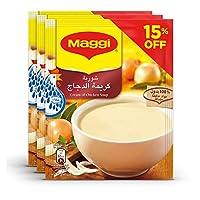 Maggi Cream of Chicken Soup Sachet, 71 gm (Pack of 3)